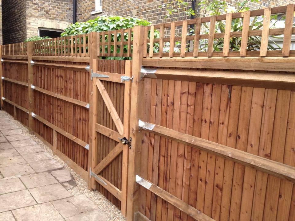 Fencing Cutting Hedge West London Landscape Gardening