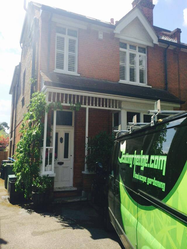 Chiswick garden services